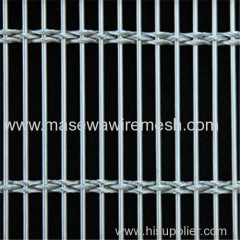 decoraitve mesh curtain wall