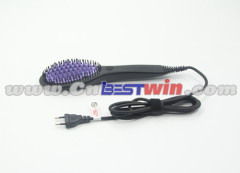 Simply Straight Ceramaic Hair Straigthening Brush in Stock