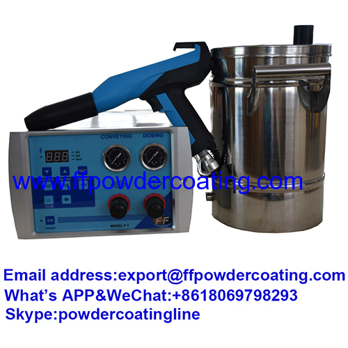 Powder Coating Spray Gun
