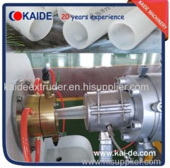 heating pipe extrusion machine PE-RT pipes supplier KAIDE
