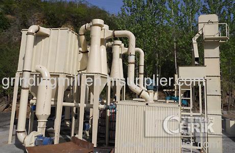 High Pressure Mill Raymond mill