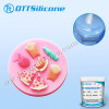 Food grade molding silicone for soap crafts/cake decorations/chocolete moulds/candle molds