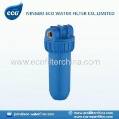 10「イタリア青の色の水フィルターハウジング