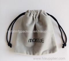 cotton bag drawstring pouches