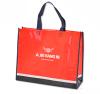 Supermarket Folding Nylon Bag Pouch Tote Reusable Shopping Bag With Zipper