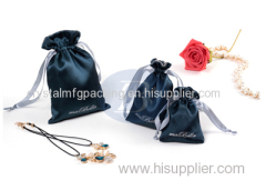 jewelry drawstring stain pouches