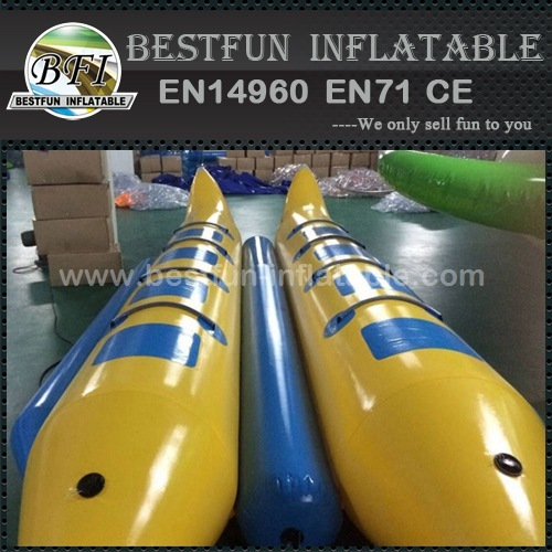 Inflatable Float Water Banana Boat