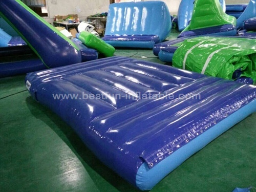 Double Inflatable River Raft Float Water Cooler Holder