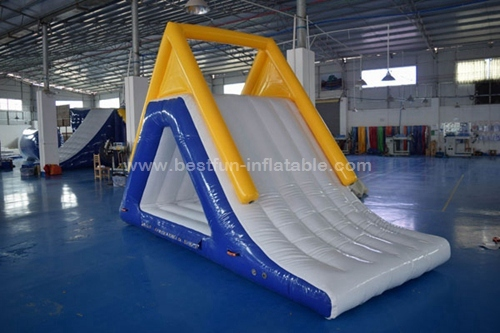 Gigantic inflatable Summit Express Water Slide