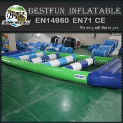 Inflatable Hurdles Sports Game For Sale