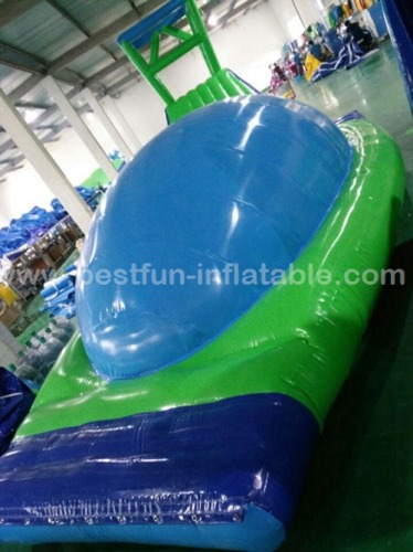 Inflatable Floating Water Toys Jumping Pad