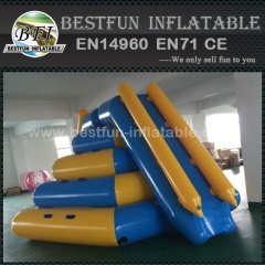 Inflatable aqua climber slide