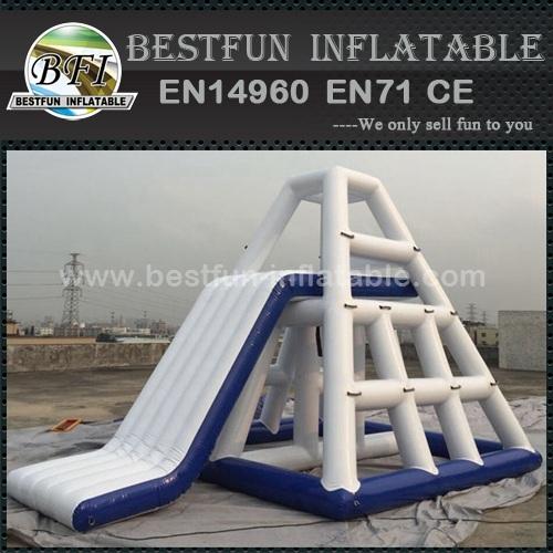 Inflatable Jungle Joe With Slide