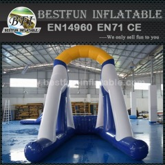 Custom Make Big Inflatable Water Swing