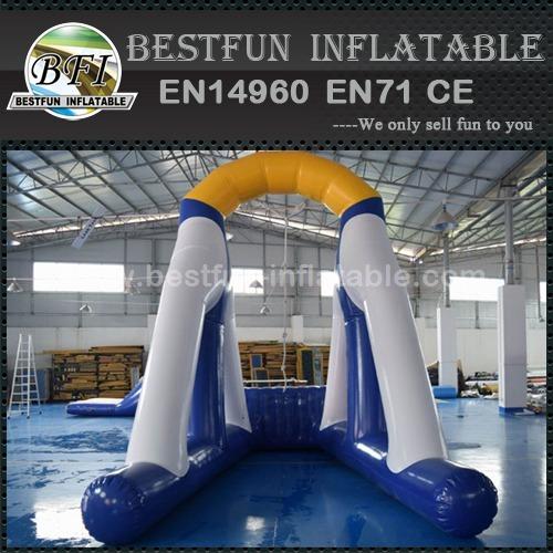 Custom Make Big Inflatable Water Swing