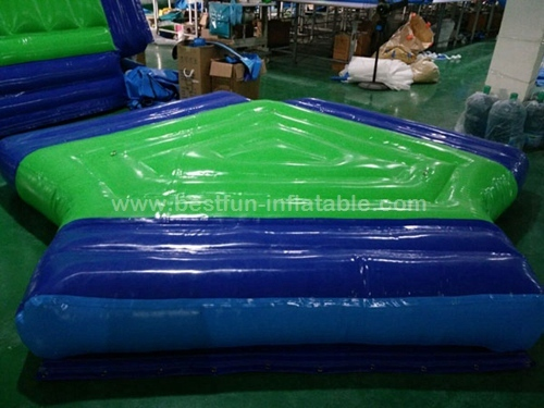 Inflatable water toys for aquatic park