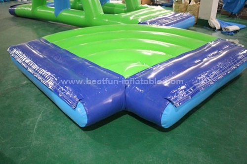 New design giant beach inflatable water park