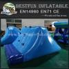 PVC Tarpaulin Inflatable Slope For Aqua Park