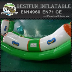 Single Tube Inflatable Water Seesaw