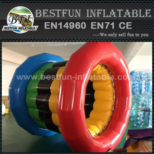 Inflatable Water Wheel With 0.9mm PVC Tarpaulin