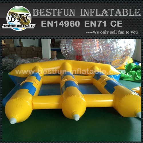 Towable Inflatable Flying Fish Tube for Sea