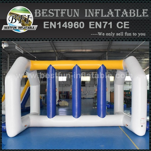 Inflatable Water Obstacle For Pool