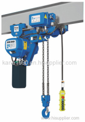 Electric chain hoist from China