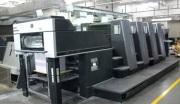 New arrival of Heidelberg folio 4-color printer
