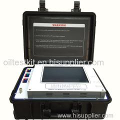 Multifunctional IEC60044 Transformer CT PT Analyzer