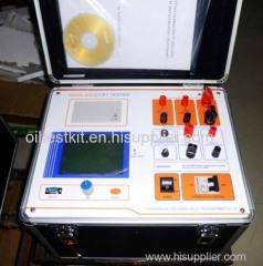 Current and Potential Transformer Analyzer CT/PT Analyzer