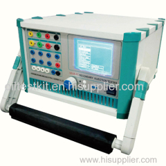 Automatic Three Phase Protection Relay Test Sets