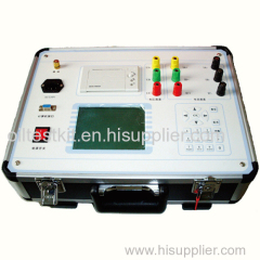 High Quality Load & No-load Losses Characteristics Tester for Transformer