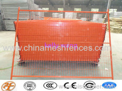 temporary mesh panel;powder coated temporary mesh panel