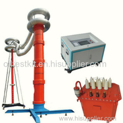 AC Resonant Frequency Test System (for Substation Equipment)