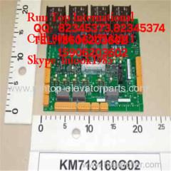 KONE elevator parts PCB KM713160G02