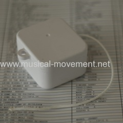 PULL STRING MUSIC BOX FOR PRAM