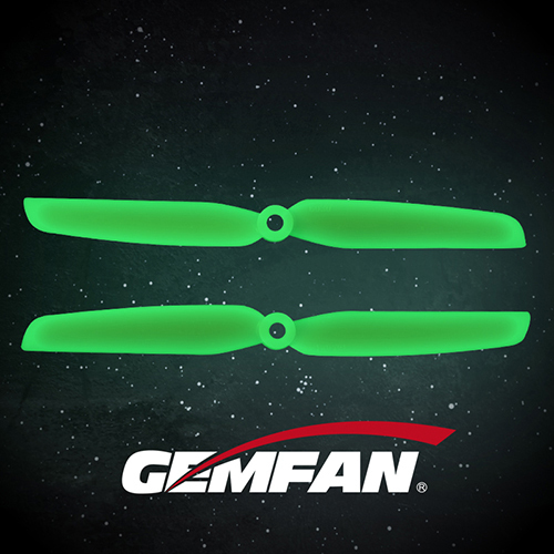6x3 inch 2 blades ABS Fluorescent CCW props for rc airplane