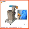 Pulse manual powder coating system