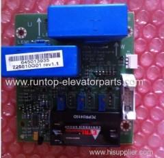 KONE elevator parts PCB KM725810G01