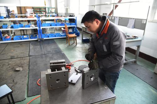 Glass Fiber Nylon Propeller