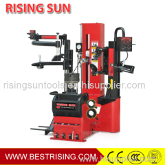 Double bending used automatic tire changer
