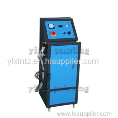 Electrostatic spraying Flocking Machine