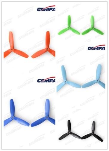 5050 BN Bullnose 3 Blades Glass Fiber Nylon Props