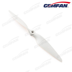 fpv rc 9x5 inch glass fiber nylon propeller with 2 blade sharp