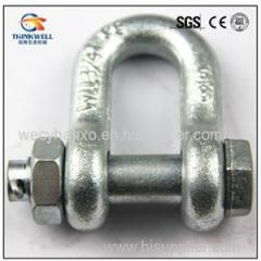 G2150 Bolt Type Chain Shackle