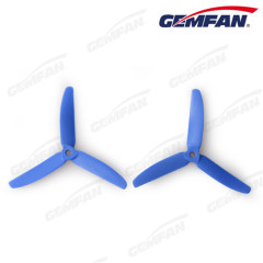 CCW 5x4 inch glass fiber nylon remote control quadcopter propeller prop with 3 blades