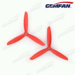 5045 glass fiber nylon adult rc toys airplane CW CCW Props with 3 blades