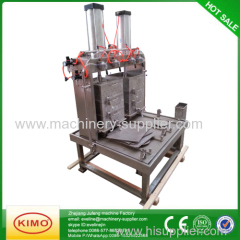 stainless steel cheese press equipment