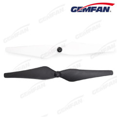 self-tightening nut 2 blade Glass Fiber Nylon 9443 props for radio controlled multicopter