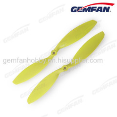 10x3.8 inch rc helicopter Glass fiber nylon propeller with 2 blade